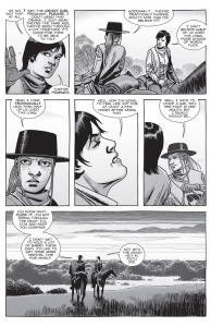 The Walking Dead #154- Andrea and Maggie talk about how far they've come