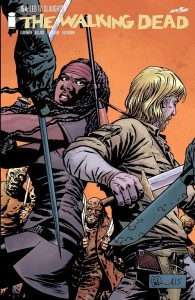 The Walking Dead #154- Cover