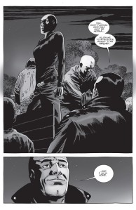 The Walking Dead #154- Negan meets Alpha