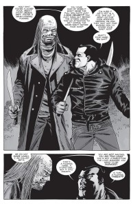 The Walking Dead #154- Negan meets Beta and other Whisperers