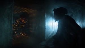 Unleashed- Arkham vents, Selina runs into Nygma