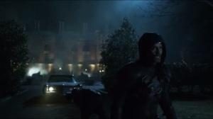 Unleashed- Azrael almost kills Bruce