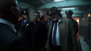 Unleashed- GCPD and Gordon come to Arkham with a search warrant