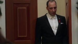 Congressional Ball- Gary watches Tom and Selina fuck