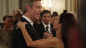 Congressional Ball- Selina confronts Tom about his plans