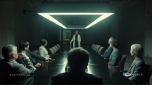 From Dancing Mice to Psychopaths- Rachel meets with the board