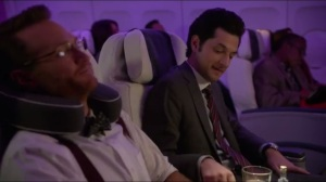 No es Facil- Doug and Clyde on the plane