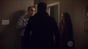 The Mitigation of Competition- Sarah and Art confront Ira to find out Rachel's location