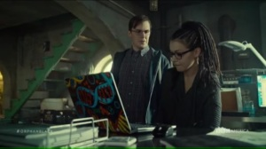 The Redesign of Natural Objects- Scott tells Cosima that he won't work with Rachel