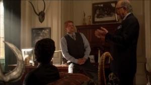 Violent Agreement- Skip interrupts Marty's proposal