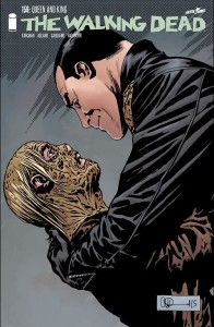 The Walking Dead #156- Cover