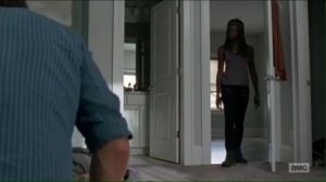 service-michonne-and-rick-discuss-their-current-way-of-life