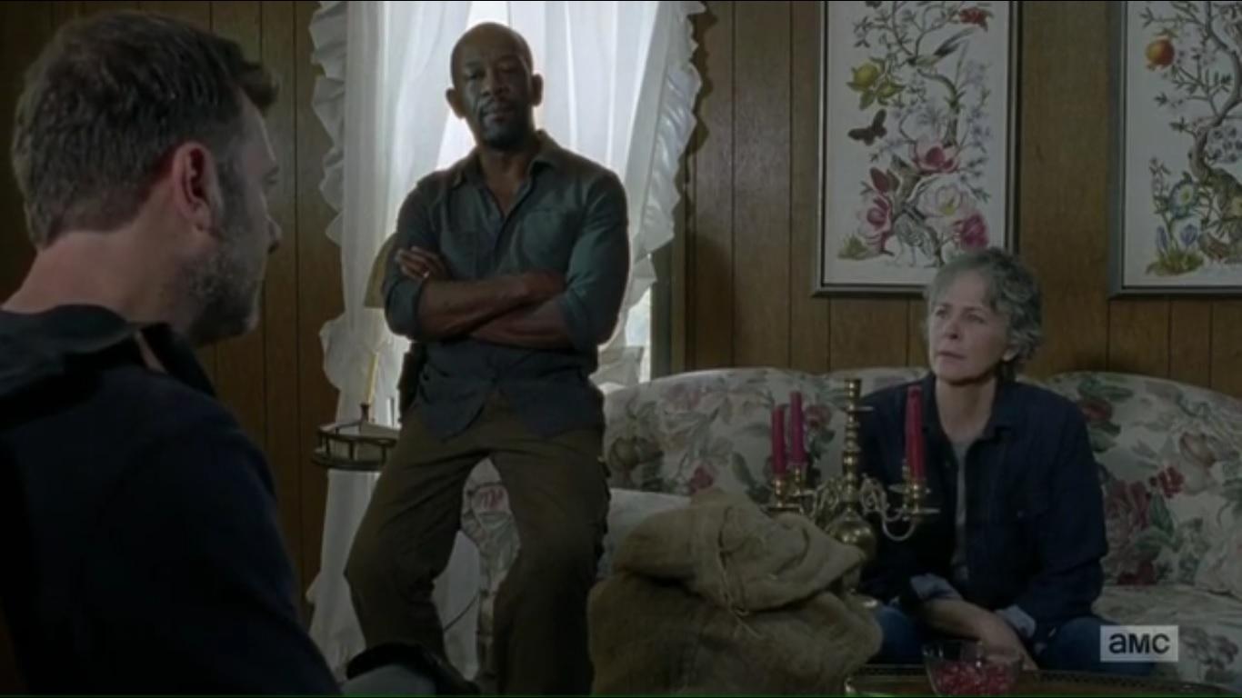 "A Look at The Walking Dead- Season 7, Episode 8: ""Hearts Still ..."