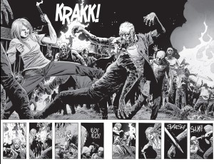 the-walking-dead-161-lydia-fights-off-walkers-and-whisperers