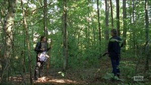 rock-in-the-road-benjamin-and-carol-run-into-each-other-in-the-woods