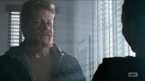 The First Day of the Rest of Your Life- Abraham returns- The Walking Dead, AMC