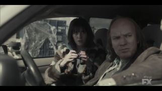 Image result for Ray dies on Fargo episode 6