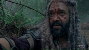 Some Guy- Ezekiel is just some guy- AMC, The Walking Dead