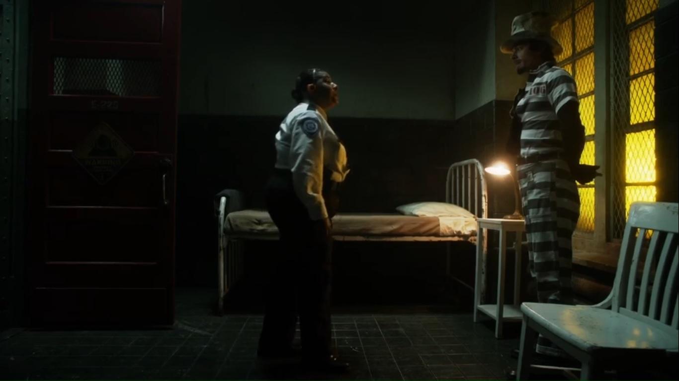 A Look At Gotham Season 4 Episode 16 A Dark Knight One Of My