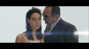 Chapter 10- Farouk asks Lenny what she would do if she had her life back- Legion, FX