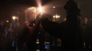 To Our Deaths and Beyond- Barbara transfers the Demon's Head to Ra's- Fox, Gotham