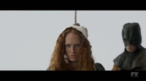 Chapter 15- Woman about to be hanged- Legion FX Marvel