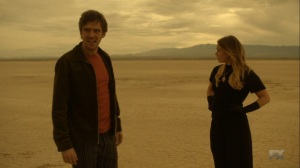 Chapter 16- David and Syd in the desert- Legion FX Marvel