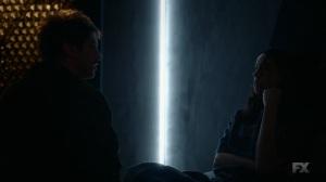 Chapter 16- David talks with Lenny- Legion FX Marvel