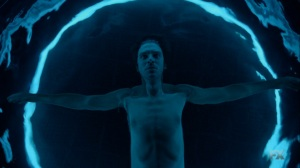 Chapter 16- David thinks about Le Desole and whether to tell the others about Farouk's body- Legion FX Marvel