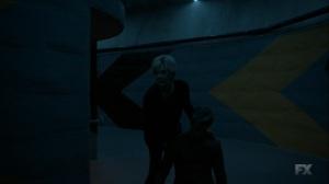 Chapter 16- Melanie attacks Clark- Legion FX Marvel