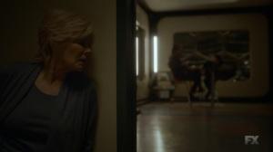 Chapter 16- Melanie overhears Clark and Syd's conversation- Legion FX Marvel