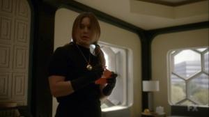Chapter 16- Syd reads David's goodbye note- Legion FX Marvel