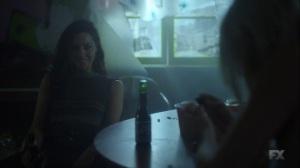 Chapter 17- Lenny asks for Janine- Legion FX Marvel