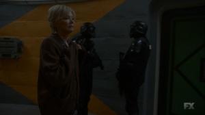 Chapter 17- Melanie communicates with Oliver- Legion FX Marvel