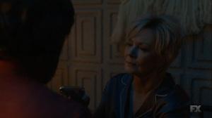 Chapter 17- Melanie points a gun at Oliver- Legion FX Marvel