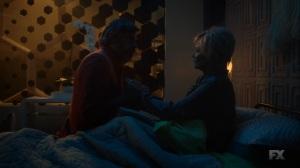 Chapter 17- Oliver appears in Melanie's room- Legion FX Marvel