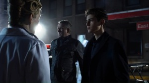 No Man's Land- Alfred and Bruce learn that Selina's damage is probably permanent- Gotham Fox DC