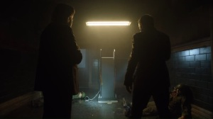 No Man's Land- Alfred and Harvey find that Jeremiah has been freed- Gotham Fox DC