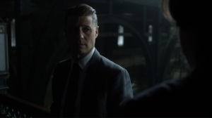 No Man's Land- Harvey tells Jim that the criminals will start carving up Gotham- Gotham Fox DC