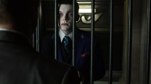 No Man's Land- Jeremiah tells Jim that he wants to speak with Bruce Wayne- Gotham Fox DC