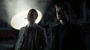 No Man's Land- Jim tells Bruce that there is light- Gotham Fox DC
