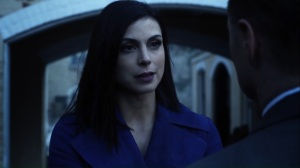 No Man's Land- Leslie tells Jim that part of her will always care for him- Gotham Fox DC