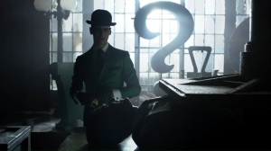 No Man's Land- Riddler presses a weight on Jim- Gotham Fox DC