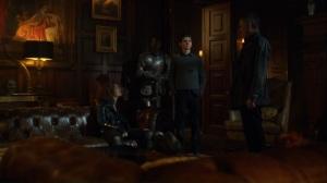 One Bad Day- Alfred, Bruce, and Selina back at Wayne Manor