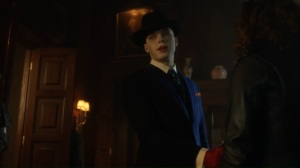 One Bad Day- Jeremiah about to shoot Selina