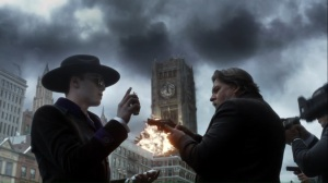 One Bad Day- Jeremiah blows up the clock tower