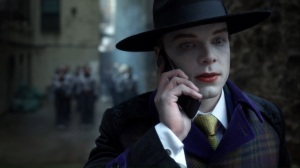 One Bad Day- Jeremiah calls Bruce and gives him an address