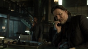 One Bad Day- Penguin calls Harvey and tells him that Jeremiah isn't honoring the six hour time