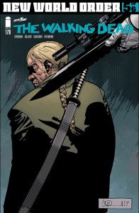The Walking Dead #179- Cover