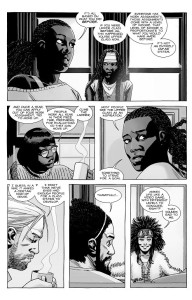 The Walking Dead #179- Elodie and Stephanie explain the Commonwealth's class system